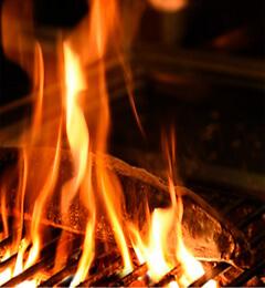 炭火焼製法