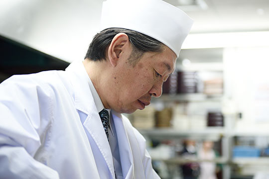 土佐料理司 料理長伊藤