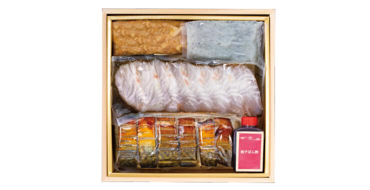 土佐の珍味セット(秋)弐の重