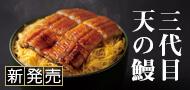 【新発売】三代目 天の鰻