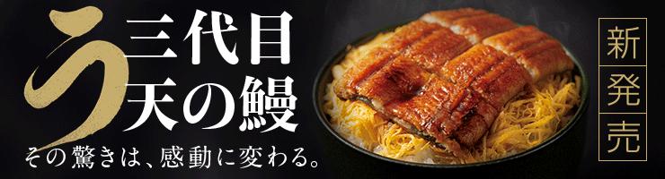 【高知県産】三代目 天の鰻